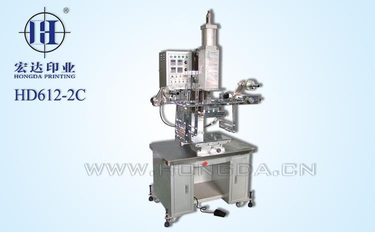 HD612-2C圆柱面热转印机器大图