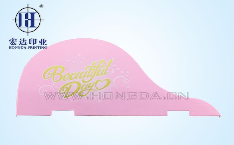粉色电子琴热转印效果图
