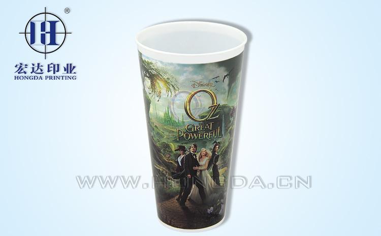 魔境仙踪杯子热转印效果图