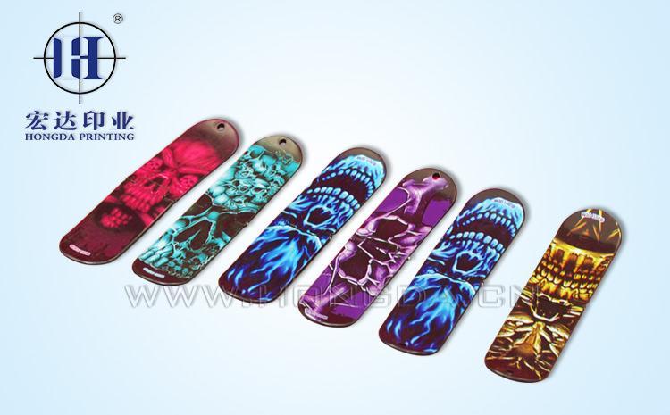 滑板玩具热转印效果图