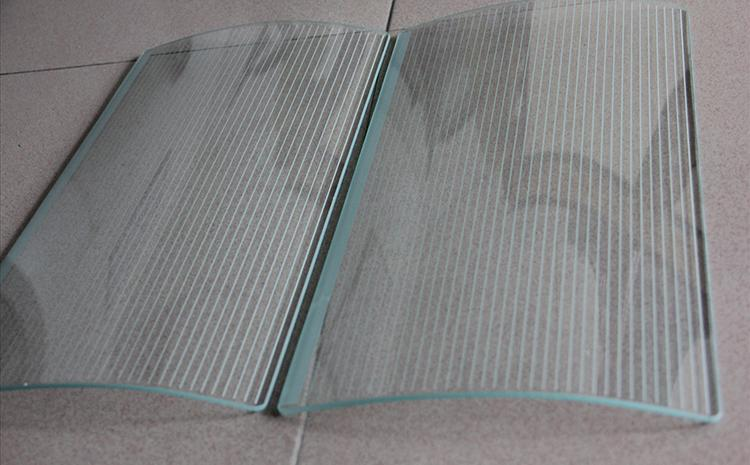 玻璃丝网印产品图片