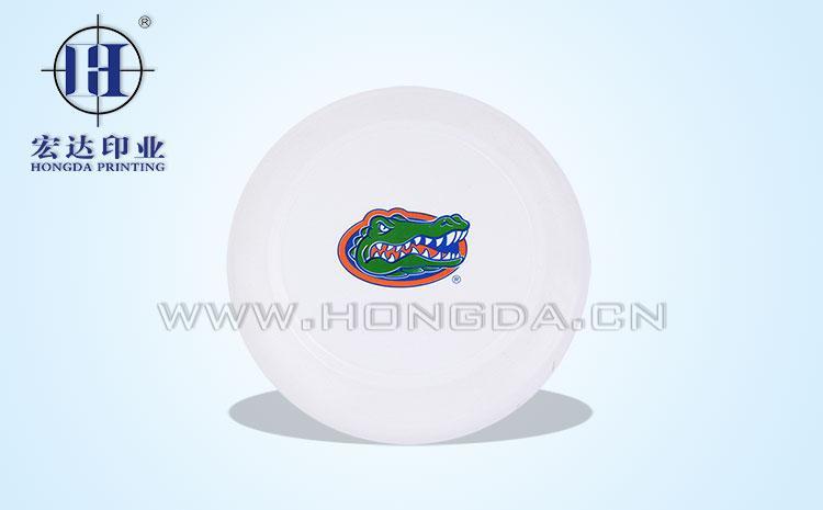 塑料菜盘子热转印加工效果图