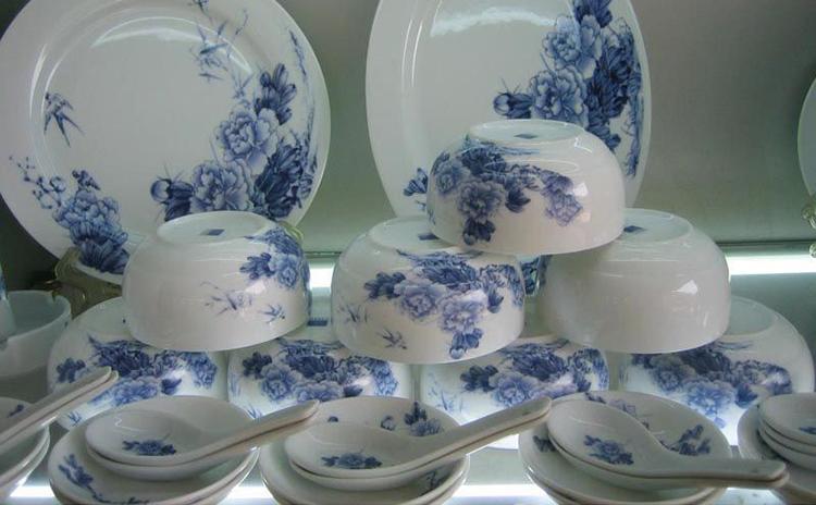 陶瓷餐具喷墨印刷技术