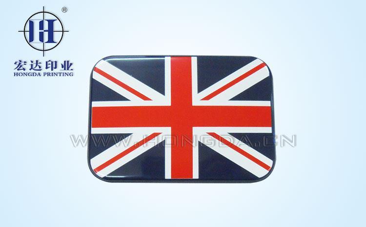英国国旗图标热转印效果图