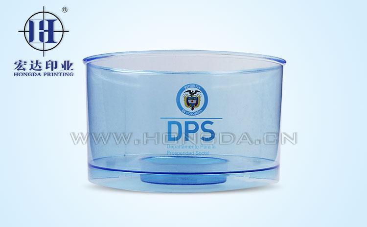 DPS容器热转印效果图