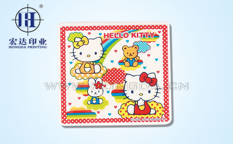 Hello Kitty图案